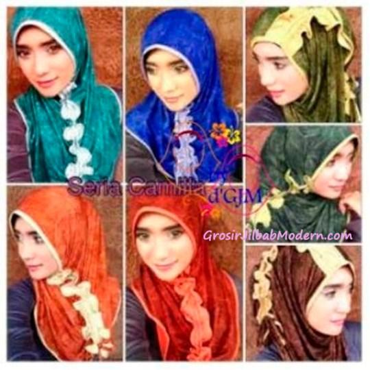 Jilbab Marimar Series