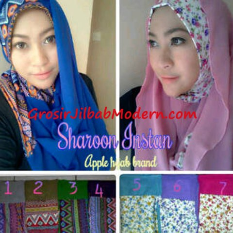 Jilbab Sharoon Series