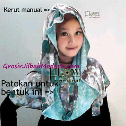 Trik2 Jilbab Modistee