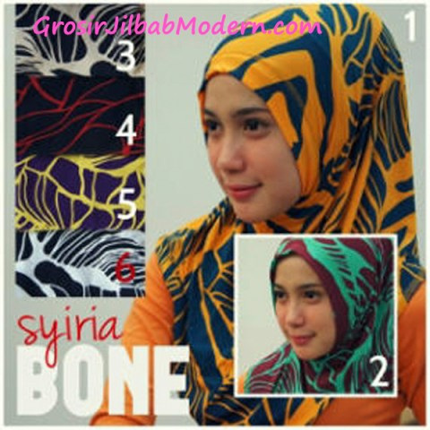 Jilbab Syria Bonetta