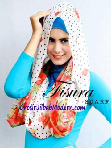 Jilbab Blossom Hoodie No 3
