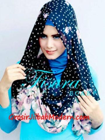 Jilbab Blossom Hoodie No 4