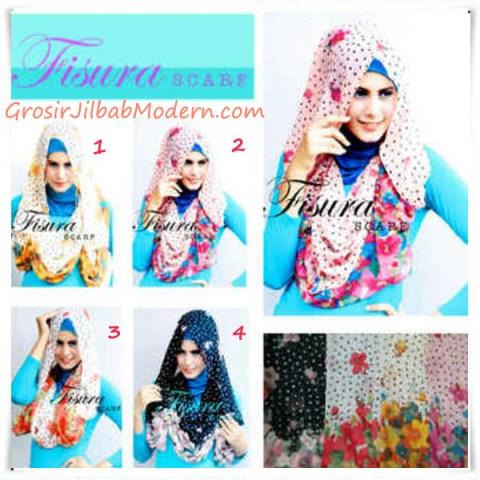 Jilbab Blossom Hoodie Series
