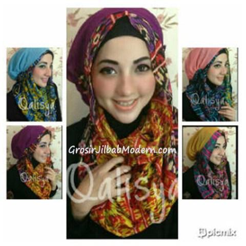 Jilbab Hoodie Gladys Series