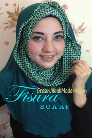 Jilbab Hoodie Laluna Series no 2