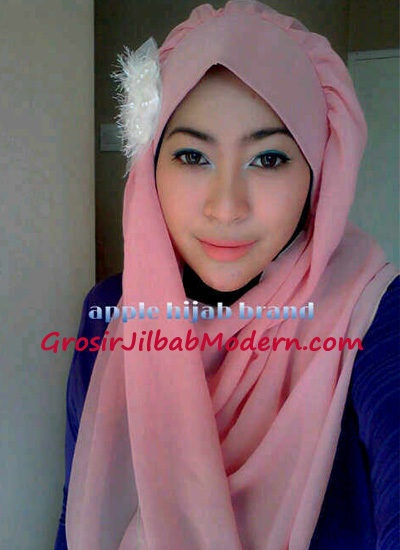 Jilbab Michaela Hoodie Pet Instant No 12