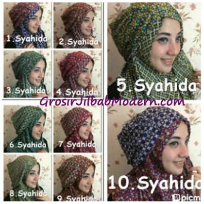 Jilbab Shenica Sunzel Series