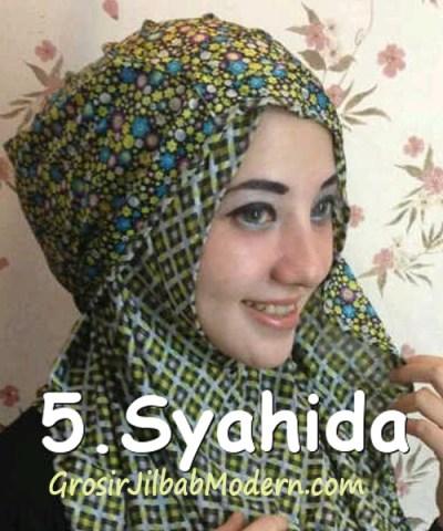 Jilbab Shenica Sunzel no 5