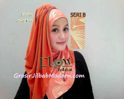 Jilbab Syria Alaika Oren SERI B