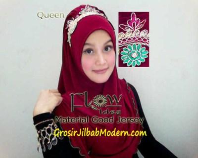 Jilbab Syria Queen Marun