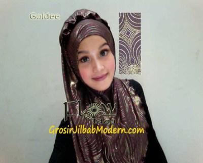 Jilbab Syria Goldee 1 Coktu