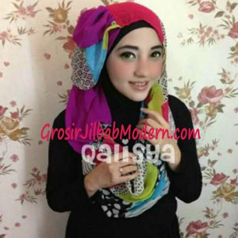 Jilbab Hoodie Noozie 2 No 2