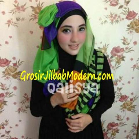 Jilbab Hoodie Noozie 2 no 7