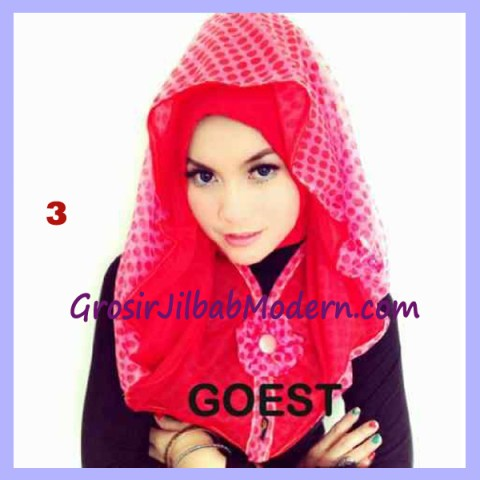 Jilbab Hoodie Of The Flow No 3