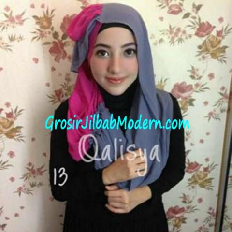 Jilbab Katnis Hoodie No 13