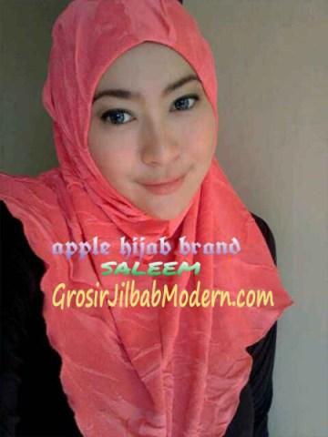Jilbab Syria Instant Esklusive Aleeza Salem