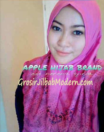 Jilbab Syria Nerena Pink