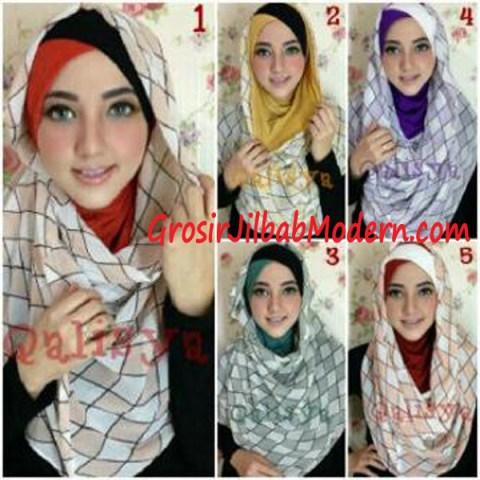 Jilbab Hoodie Instant Ileana Wajik Series