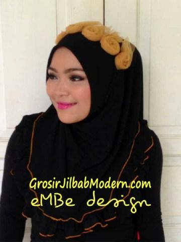 Jilbab Instan Little Queen No 1