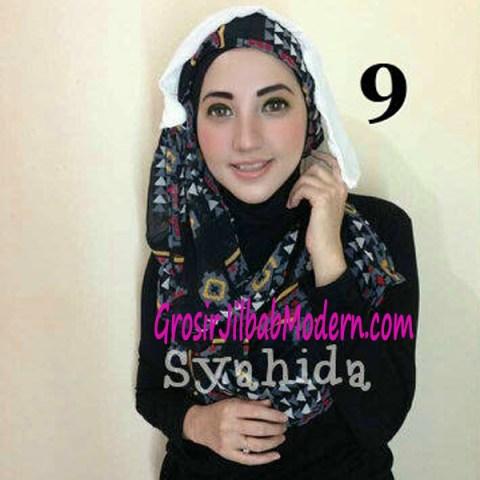 Jilbab Lindy Hoodie No 9