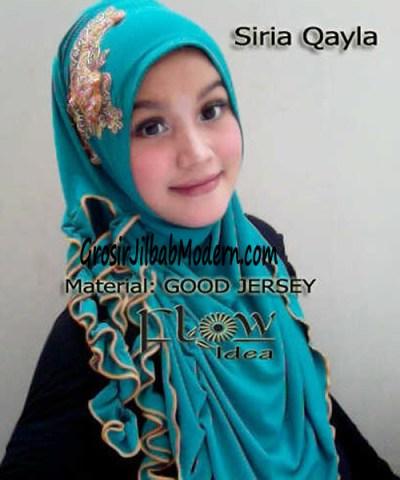 Jilbab Syria Qayla Toska