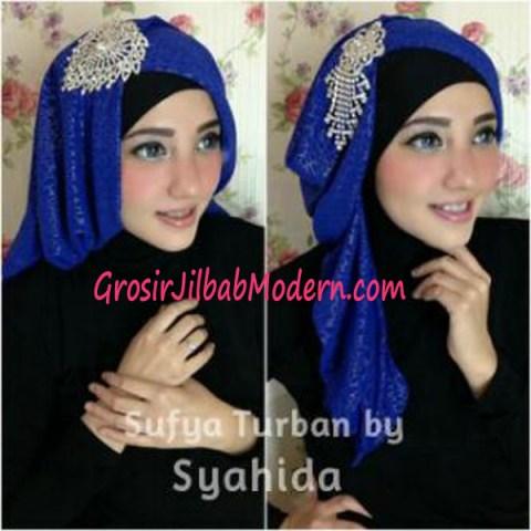Turban Pesta Sufya Exclusive by Syahida Benhur