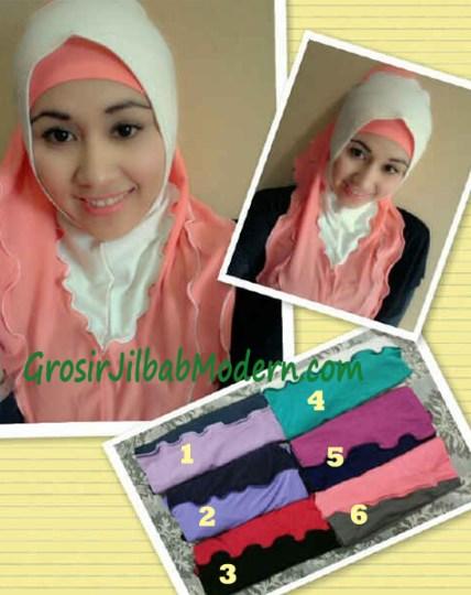 Jilbab Syria Carlita
