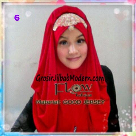 Jilbab Syria Sphinxa No 6 Merah