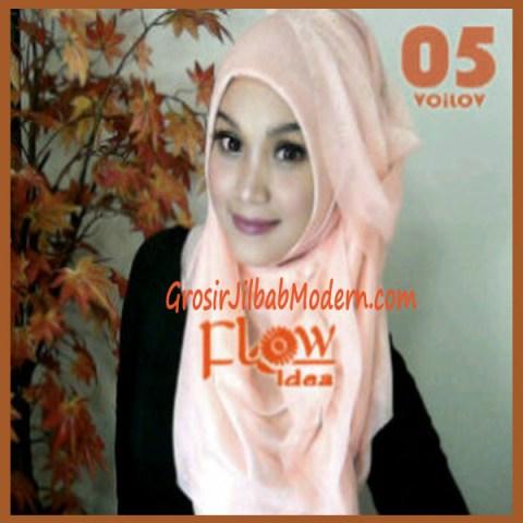 Jilbab Syria Voilov by Flow No 05 Salem
