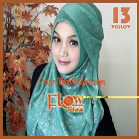 Jilbab Syria Voilov by Flow No 13 Toska