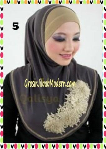 Jilbab Syria Ziyan No 5 Abu Tua