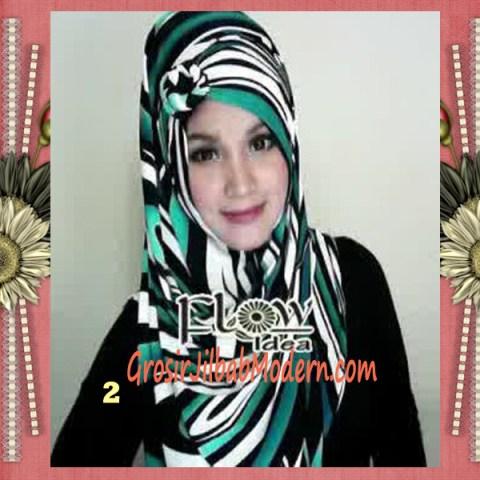 Jilbab Pashmina Syria Lollipita by Flow Idea No 2 Hijau