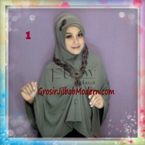 Jilbab Syria Jumbo Faizia Modis Original by FLOW Idea No 1 Abu Tua