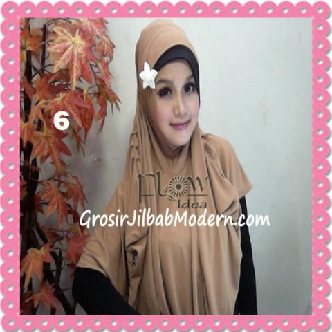 Jilbab Syria Jumbo Syar'i Jasmine by FLOW Idea No 6 Milo