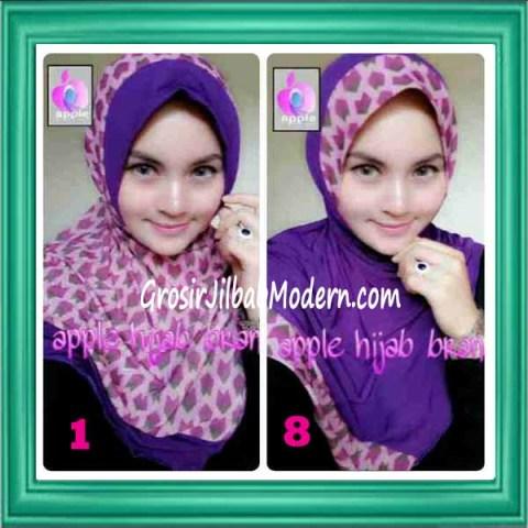 Jilbab Syria Daily Modis by Apple Hijab Brand No 1 & 8