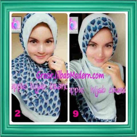 Jilbab Syria Daily Modis by Apple Hijab Brand No 2 & 9