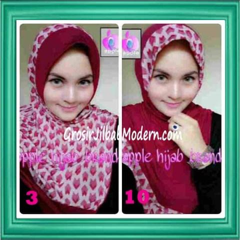 Jilbab Syria Daily Modis by Apple Hijab Brand No 3 & 10