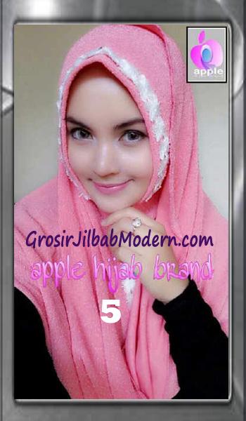 Jilbab Pashmina Instant Esme Praktis by Apple Hijab Brand No 5 Dusty Salem