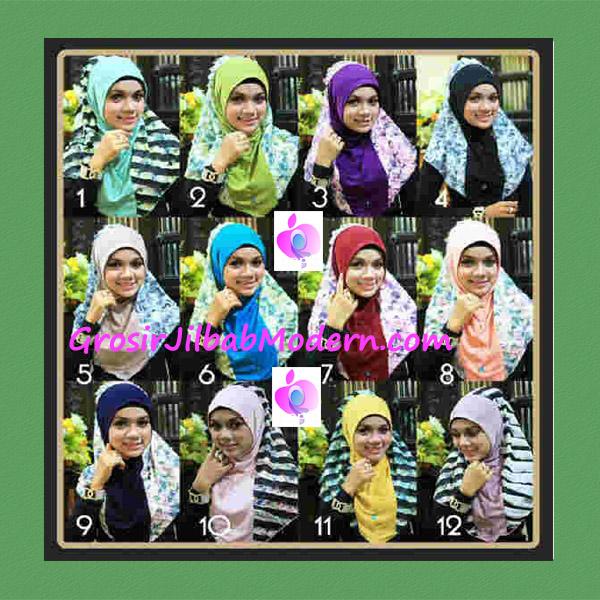 Jilbab Syria Sofia Frill Modis by Apple Hijab Brand Series
