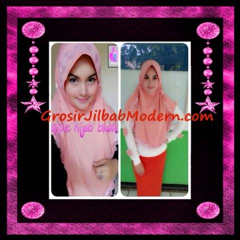 Jilbab Yafee Syar'i Modis by Apple Hijab Brand Detail
