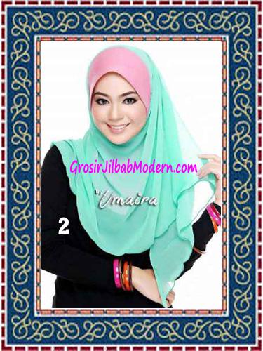 Jilbab Instant Model Baru Hazmi Trendy No 2