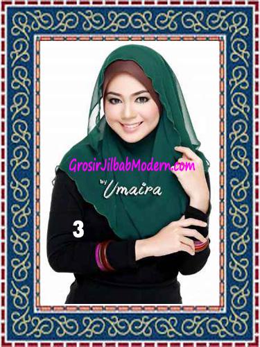 Jilbab Instant Model Baru Hazmi Trendy No 3