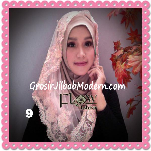 Jilbab Modern Syria Hoodie Tutu Ladiva Original By Flow Idea No 9 Coksu Salem