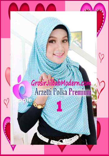 Jilbab Harian Trendy Arzety Premium by Apple Hijab Brand No 1