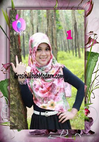 Jilbab Pet Modis Arzety Jameela Original by Apple Hijab Brand No 1