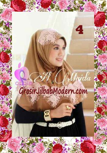Jilbab Syria Instant Almaida Prada Edisi Lebaran by Apple Hjab Brand No 4