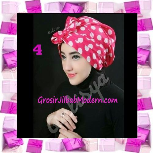 Turban Aisy Trendy & Chic Model Baru by Qalisya No 4