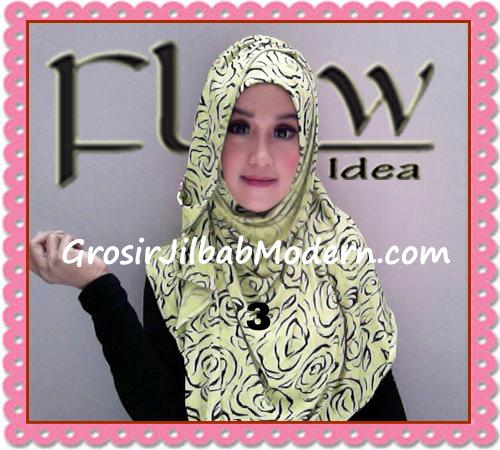 Jilbab Instant Syria Layer Rosella By Flow Idea Terbaru No 3 Hijau