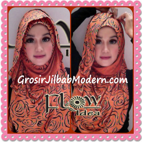 Jilbab Instant Syria Layer Rosella By Flow Idea Terbaru - Variasi Model