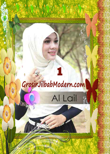 Jilbab Syria Instant Modern Al Lail Salur Original By Apple Hijab Brand No 1 Broken White